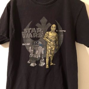 Star Wars boys tee